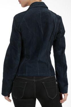 Куртка L.Y.N.N By Carla Ferreri                                                                                                              синий цвет