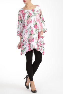 Платье Lila Rose Lela Rose                                                                                                              белый цвет