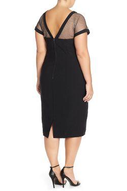 Платье Rebecca Bella                                                                                                              чёрный цвет