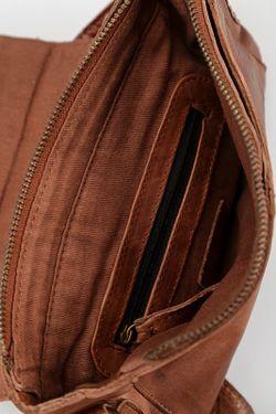 Сумка BY BURIN                                                                                                              коричневый цвет