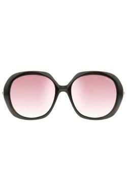 Солнцезащитные Очки Max Mara                                                                                                              черный цвет