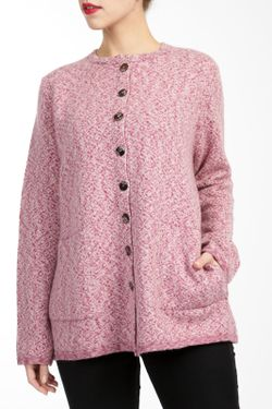Кардиган Martucci Roma                                                                                                              розовый цвет