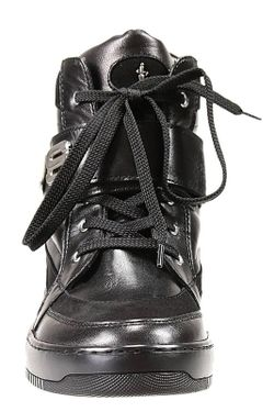 Сникерсы Paciotti 4Us                                                                                                              черный цвет