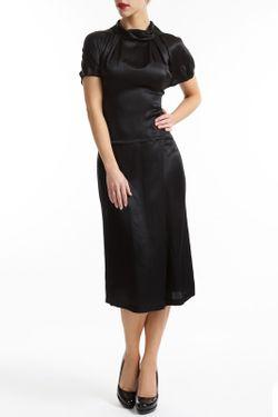 Платье Didier Parakian                                                                                                              черный цвет