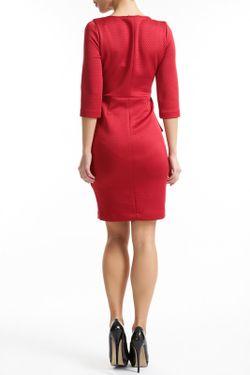 Платье Didier Parakian                                                                                                              красный цвет