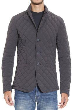 Куртка ARMANI JEANS                                                                                                              серый цвет