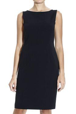 Платье Moschino                                                                                                              чёрный цвет