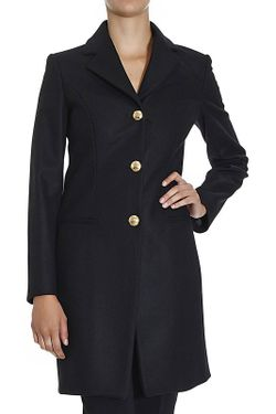 Пальто Love Moschino                                                                                                              чёрный цвет