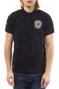 Рубашка-Поло BIAGGIO                                                                                                              черный цвет