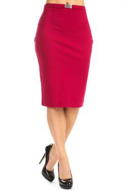 Юбка Byblos                                                                                                              красный цвет