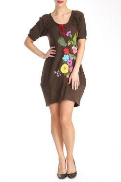 Платье MAMATAYOE                                                                                                              многоцветный цвет