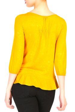 Блузка MAMATAYOE                                                                                                              желтый цвет