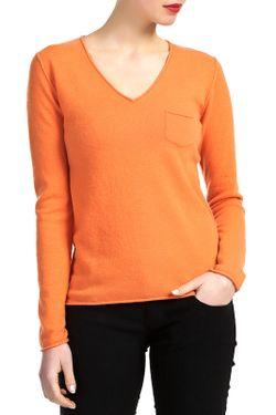 Джемпер Les Ateliers De La Maille                                                                                                              оранжевый цвет