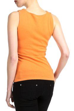 Блуза Les Ateliers De La Maille                                                                                                              оранжевый цвет