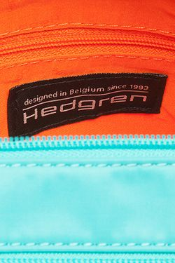 Сумка Hedgren                                                                                                              голубой цвет