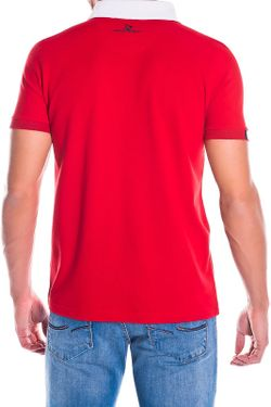 Футболка-Поло Giorgio Di Mare                                                                                                              красный цвет
