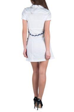 Платье Giorgio Di Mare                                                                                                              белый цвет