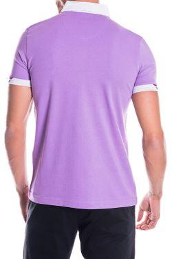 Футболка-Поло Giorgio Di Mare                                                                                                              фиолетовый цвет