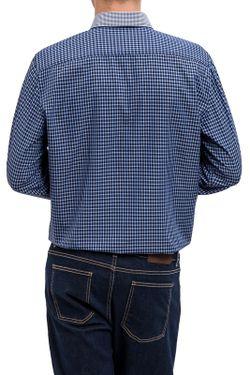 Рубашка DIBYE                                                                                                              синий цвет
