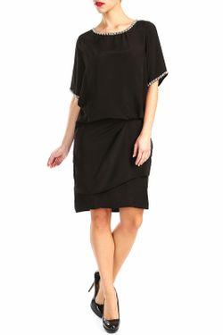 Платье D&P                                                                                                              черный цвет