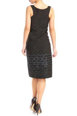 Платье D&P                                                                                                              чёрный цвет