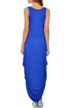 Платье Ki6 collection                                                                                                              синий цвет