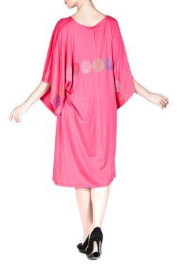 Платье Exline                                                                                                              розовый цвет