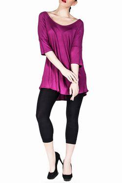 Туника Exline                                                                                                              фиолетовый цвет