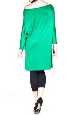 Туника Exline                                                                                                              зелёный цвет