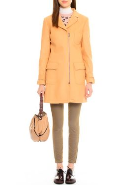 Пальто Cantarelli                                                                                                              бежевый цвет