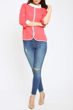 Блузка Emma Monti                                                                                                              красный цвет