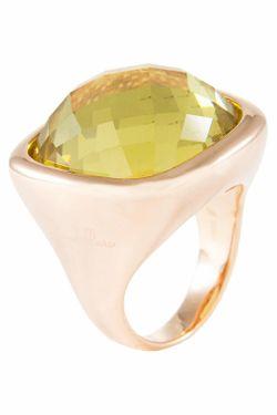 Кольцо Bronzallure                                                                                                              желтый цвет