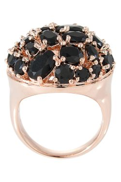 Кольцо Bronzallure                                                                                                              черный цвет