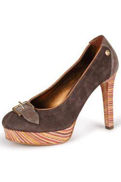 Туфли Bruno Banani                                                                                                              коричневый цвет