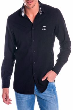 Рубашка Giorgio Di Mare                                                                                                              черный цвет