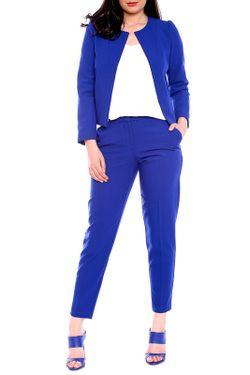 Жакет Moda Di Chiara                                                                                                              синий цвет