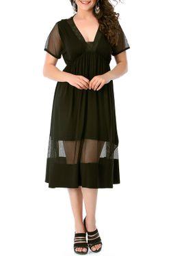 Платье VALERIA FRATTA                                                                                                              чёрный цвет
