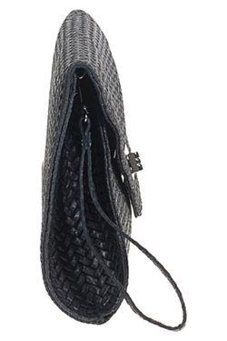 Клатч Giulia                                                                                                              чёрный цвет