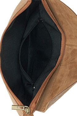 Клатч Giulia                                                                                                              коричневый цвет