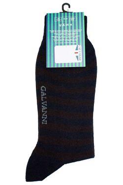 Носки Galvanni                                                                                                              коричневый цвет