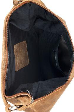 Сумка GIADA PELLE                                                                                                              коричневый цвет