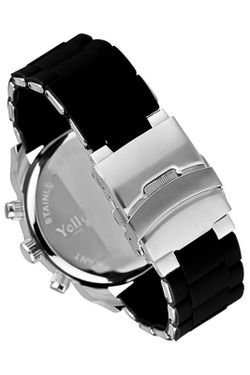 Часы YELLOW STONE                                                                                                              чёрный цвет