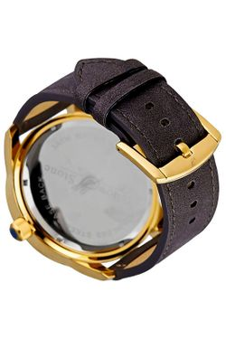 Часы YELLOW STONE                                                                                                              коричневый цвет