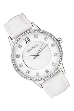 Часы JEAN BELLECOUR PREMIUM                                                                                                              Серебряный цвет
