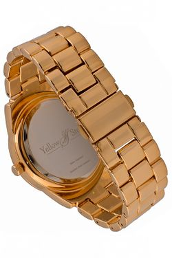 Часы YELLOW STONE                                                                                                              золотой цвет