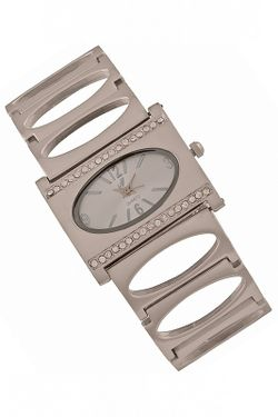 Часы YELLOW STONE                                                                                                              Серебряный цвет