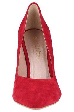Туфли El Dantes                                                                                                              красный цвет