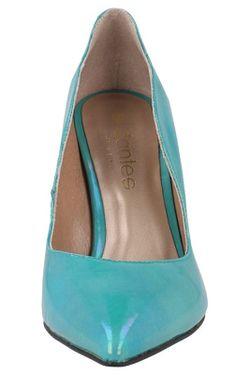 Туфли El Dantes                                                                                                              голубой цвет