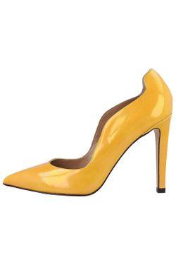 Туфли El Dantes                                                                                                              желтый цвет