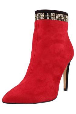 Ботильоны El Dantes                                                                                                              красный цвет